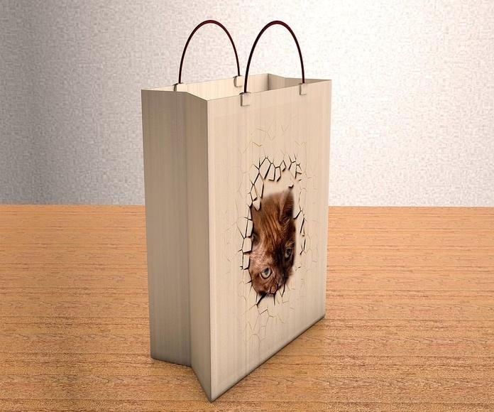 Bolsas de papel: Servicios de Graf & Pack
