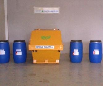 Gestión transporte de residuos : Catálogo de Contenedores Gema