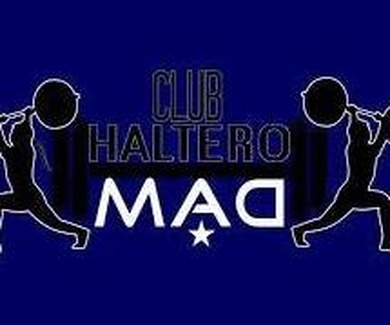 NUEVO CLUB HALTEROFILIA - HALTEROMAD