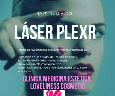 Láser Plexr