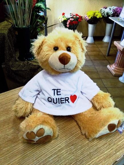 """Peluche """"Te Quiero"""""""