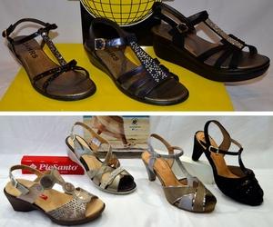 Zapatos de señora en La Bisbal d'Empordà