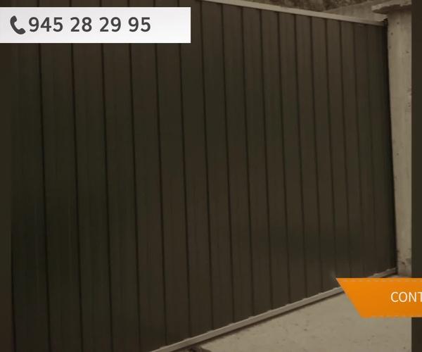 Puertas automáticas en Vitoria | Exclusivas Letisa