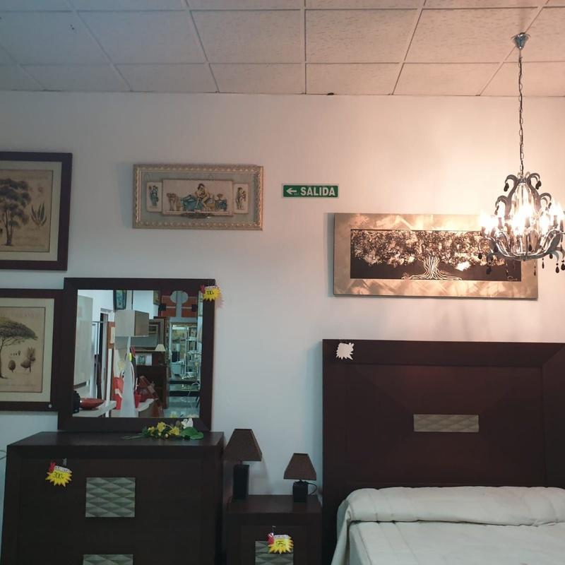 Complementos: Nuestros muebles de Muebles Aquilino