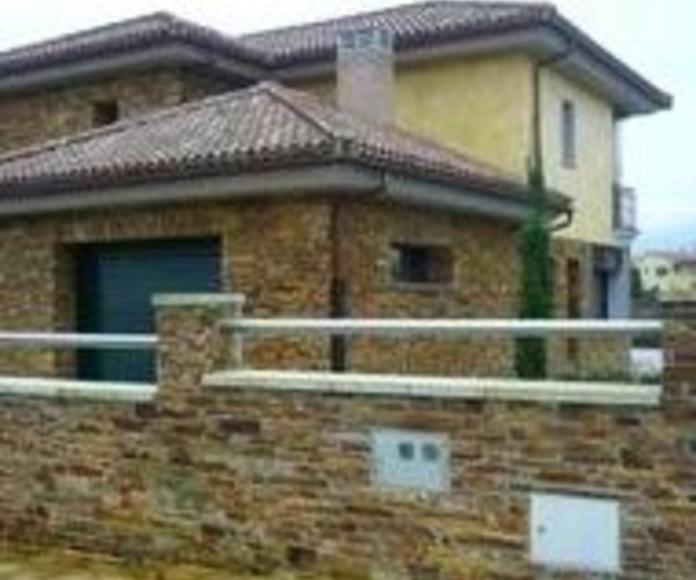 Construccion de viviendas unifamilares Asturias