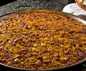 Restaurante con especialidad en arroz en Barcelona
