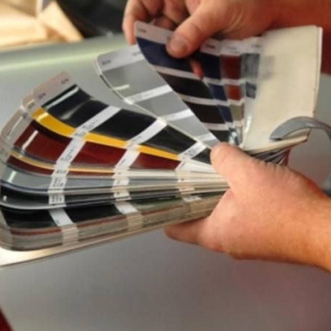 Cómo elegir el color de la pintura de tu coche