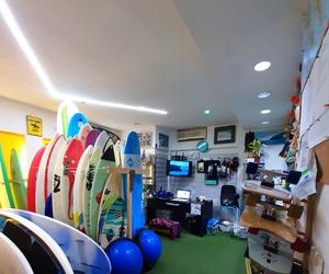 Tienda de surf