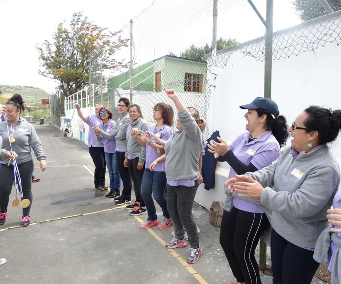 Taller de Yincana.: Proyectos y Servicios de Asociación Domitila