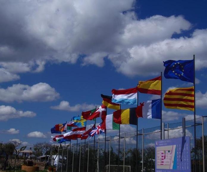 Banderas de países y autonomías: Catálogo de Banderas Aluco