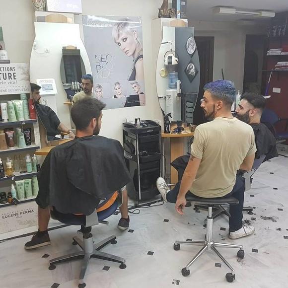 Cortes Caballero en Nuestro HairSalon