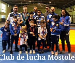 Campeonato Comunidad de Madrid Lucha Olímpicas (CATEGORÍAS INFERIORES)