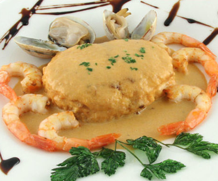 Pescados: Restaurante de Restaurante Lanziego