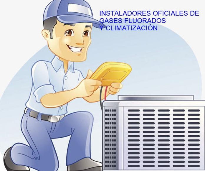ISTALADORES OFICIALES DE GAS Y CLIMATIZACIÓN EN SEVILLA