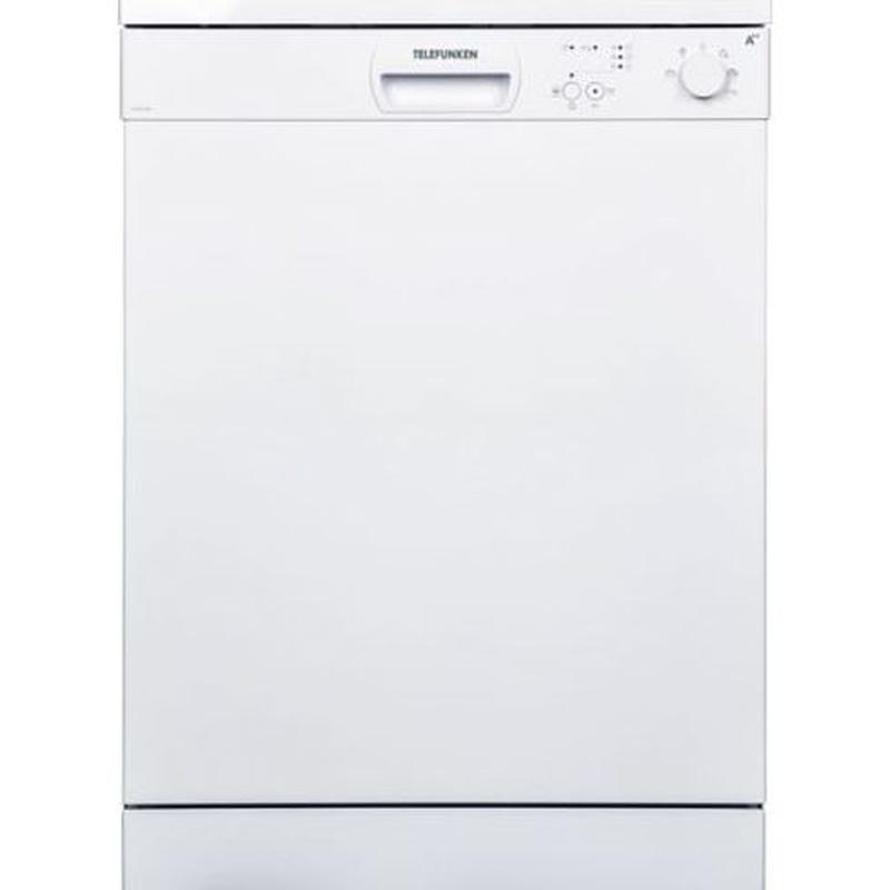 LAVAVAJILLAS TELEFUNKEN TLK612W BLANCO A++ ---220€: Productos y Ofertas de Don Electrodomésticos Tienda online