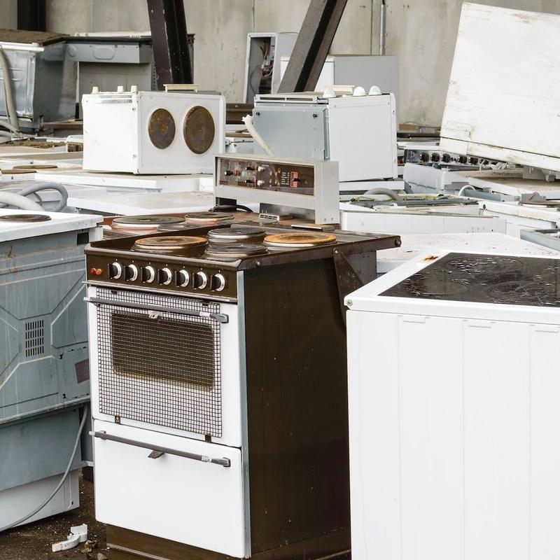 Electrodomesticos: Servicios de Chatarreria y Compraventa de Metales Nande