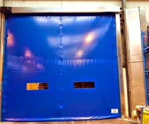 Puertas rápidas de lona: Farem Puertas Automáticas