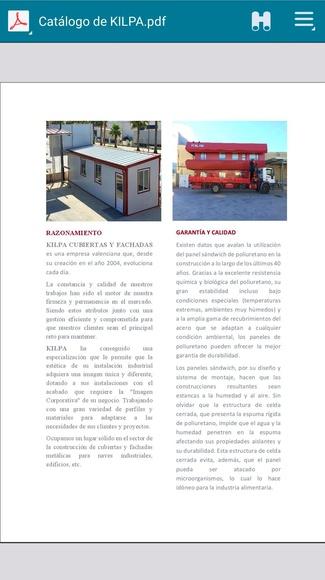 NUEVO CATALOGO.: Productos y servicios de KILPA