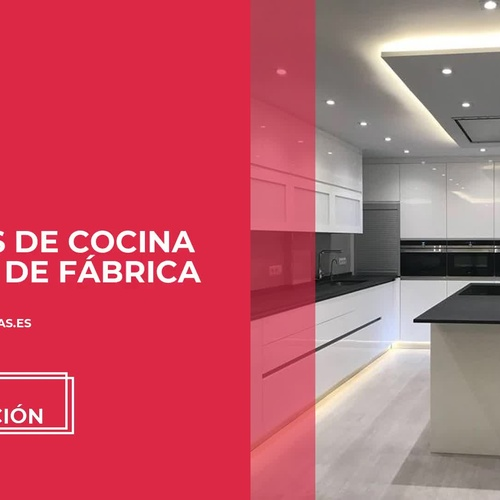 Cocinas baratas Leganés | Novolar