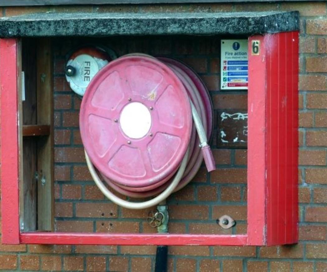 Las bocas de incendios