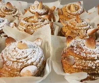 Cafetería: Servicios de Forn Pastisseria Tonet i Roseta
