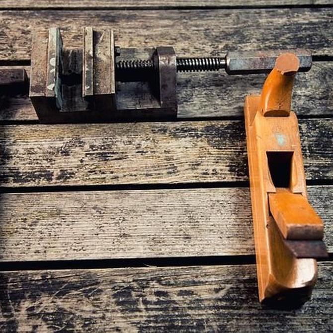 Un rapaso por la historia de la carpintería