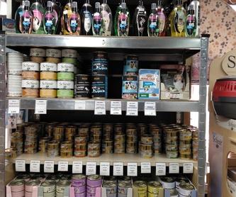 Alimentación: Productos de Mascotas Madrid