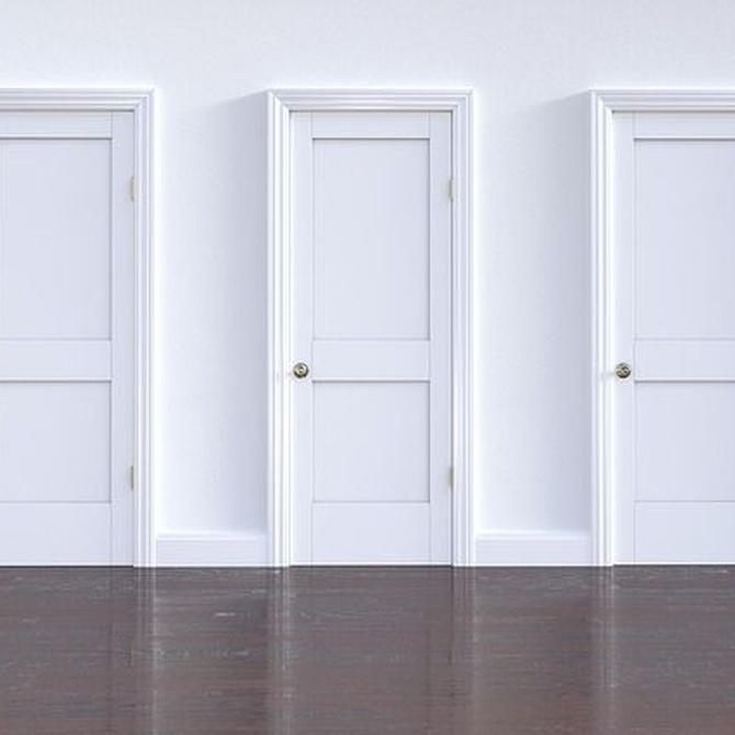 Por qué elegir puertas lacadas