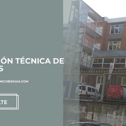 Arquitectos en Getxo | Gabinete Técnico José Andrés Roa
