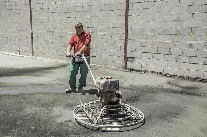 Hormigón pulido: Servicios de Pavimentos Cantabria