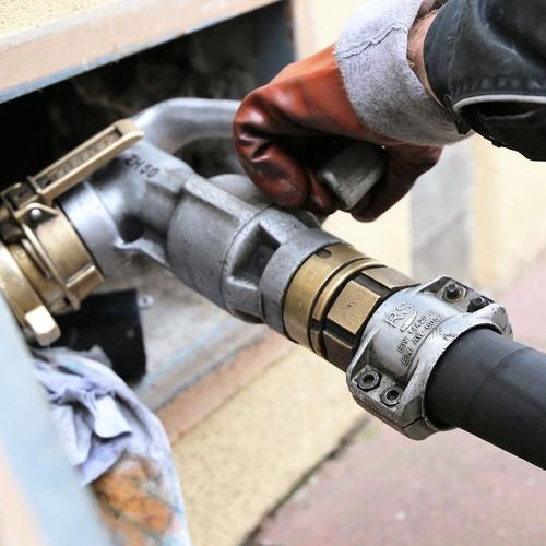 Servicio de gasóleo a domicilio
