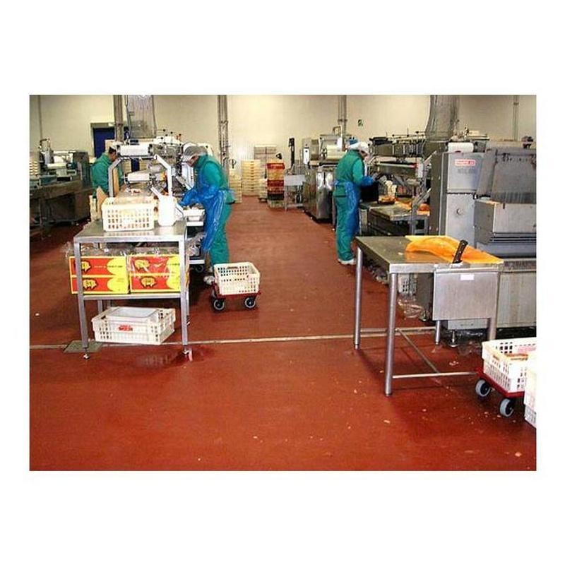Élite en el sector alimentario: Servicios de Elite Revestimientos Continuos, S.L.