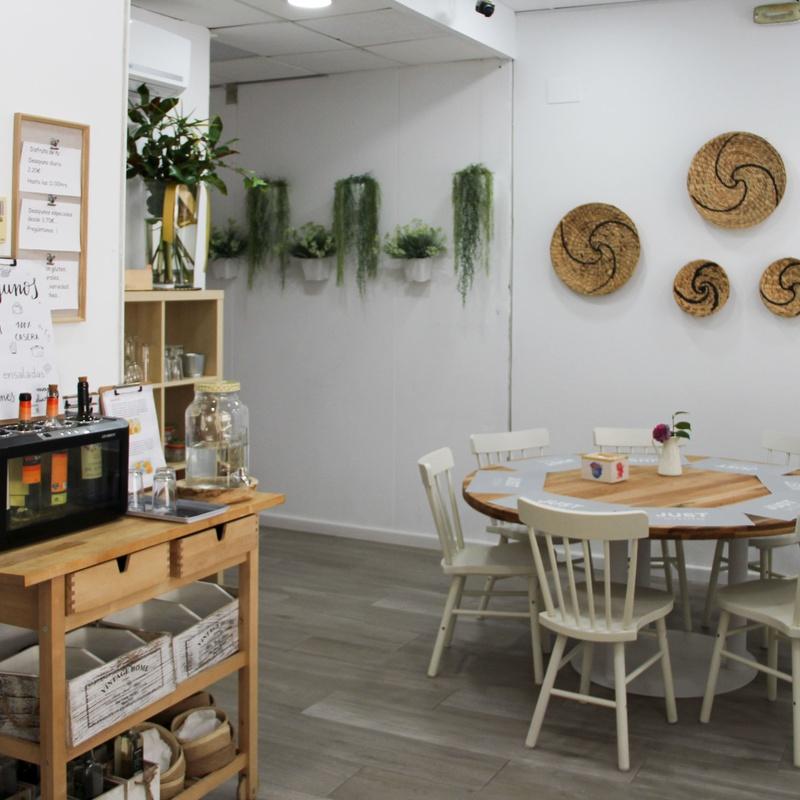 Menú diario:  de Cafetería la Bernarda