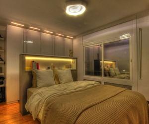ALIVA Reforma de estar-comedor, dormitorio y baño