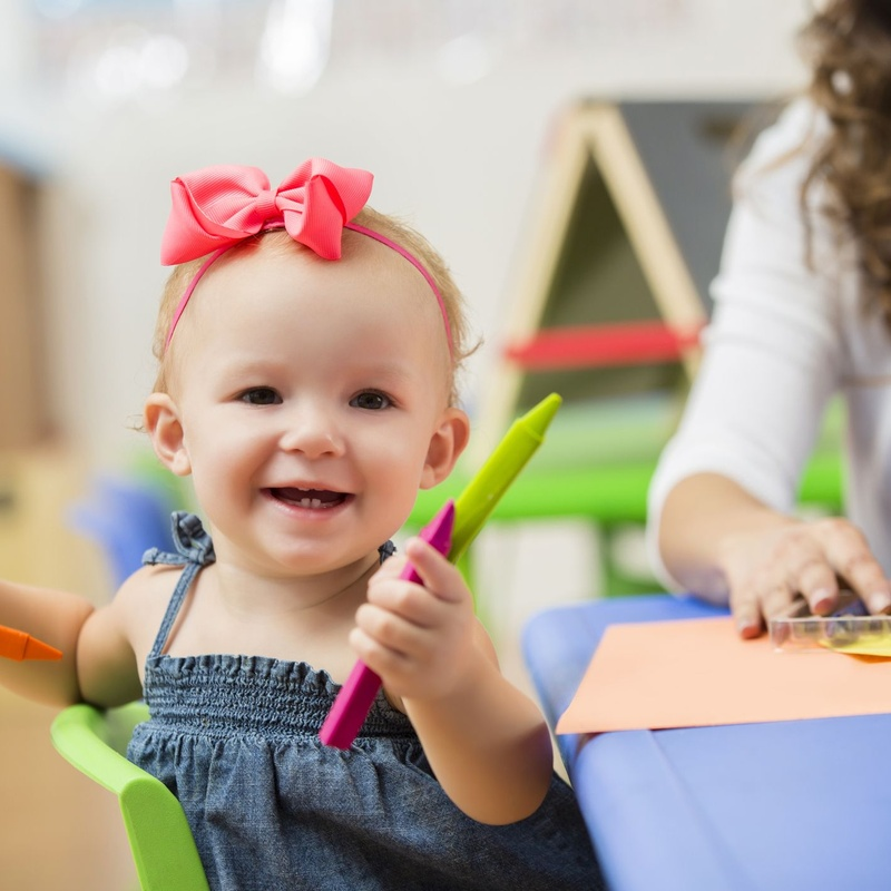 Clases para niños de 0 a 3 años: Servicios de Escuela Infantil Colorines