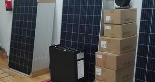 Paneles solares fotovoltaicos de 60 Células, 280 Wp