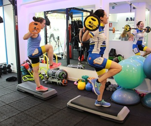 Circuito Full-Body Hiit