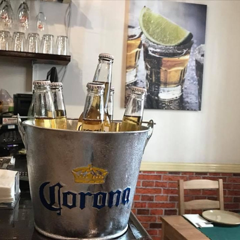 Bebidas: Carta de El Tajín Mexicano