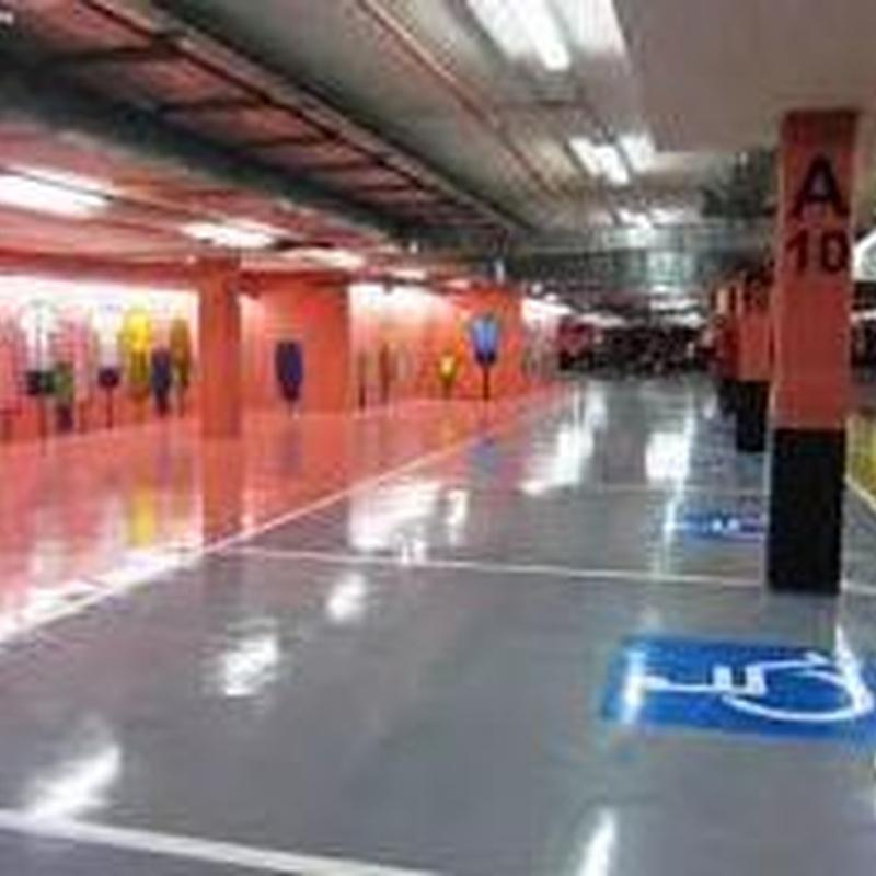 PAVIPOX LAYER AS en almacén de pinturas en ciudad lineal