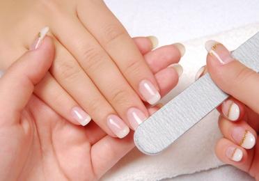 Servicios de uñas