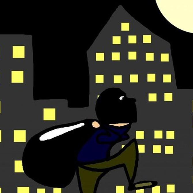 Métodos que tienen los ladrones para entrar en nuestra casa
