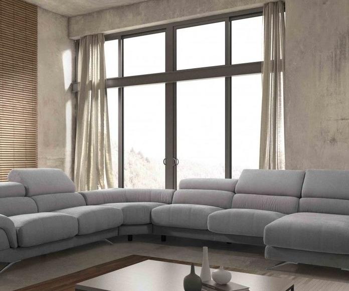 Sofás: Nuestros productos de Muebles Rubla