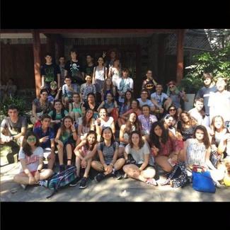 Campamento de verano en China 2016/07
