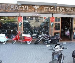Motos Salvi Custom