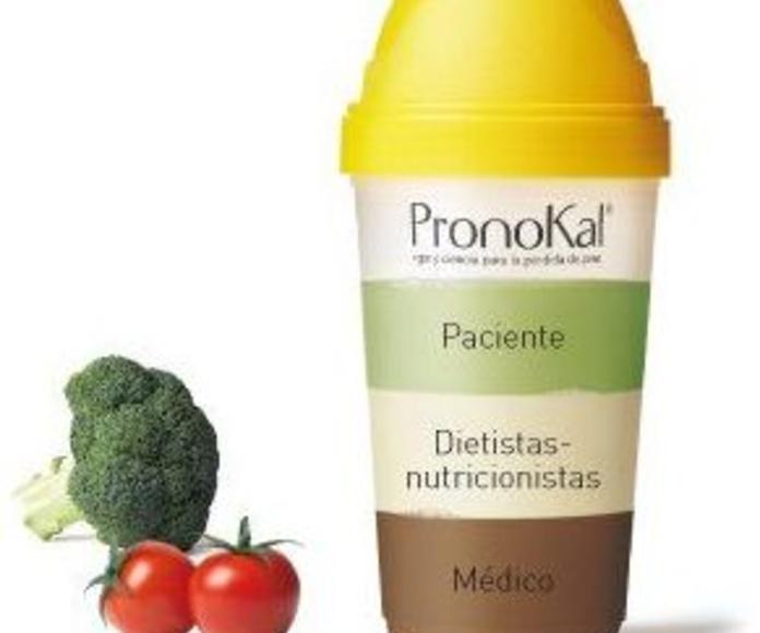 ESTUDIOS SOBRE DIETA PRONOKAL
