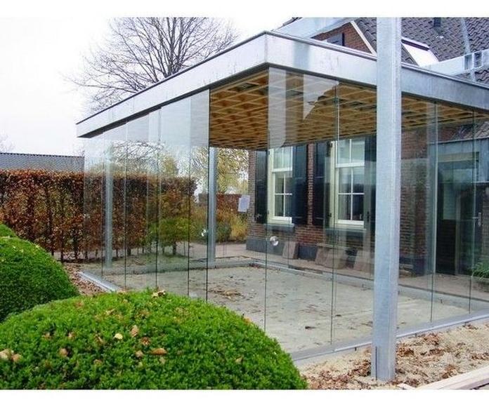 Aluminio y vidrio: Servicios de Depaz