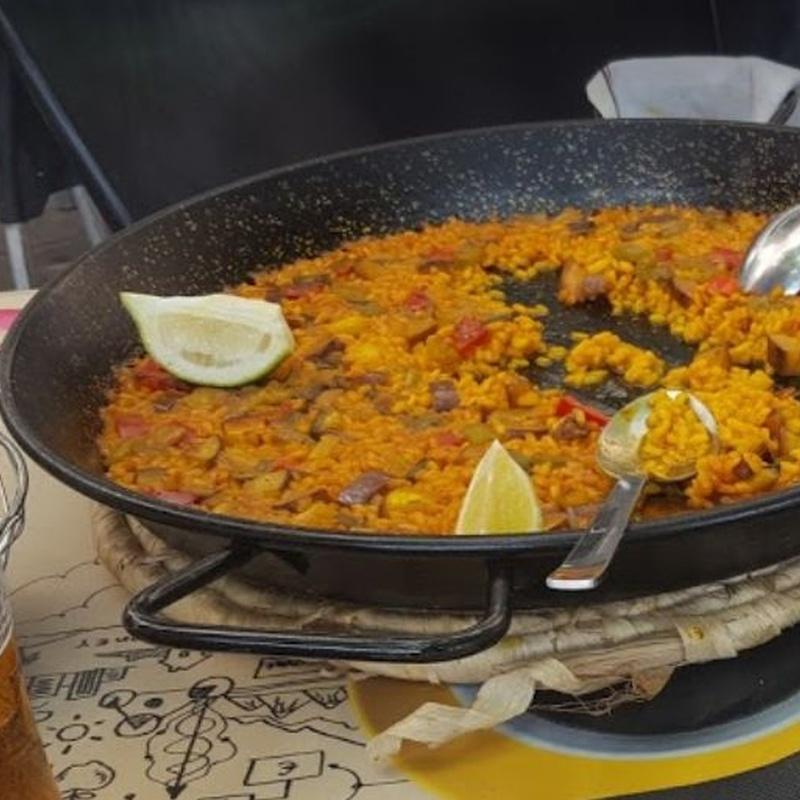 Arroces: Arroces y mucho más de La Taberna de Montaraz