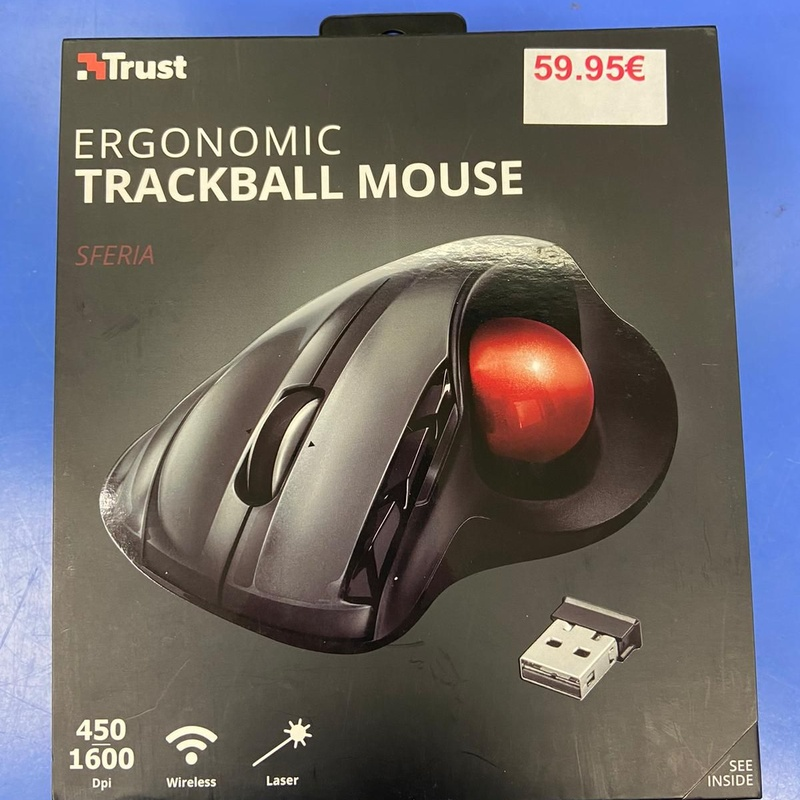 Ratón ergonómico:  de Aubets Informàtica