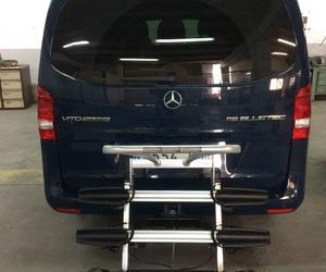 Taller instalador de soportes para transportar bicicletas