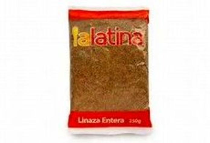 Linaza entera La Latina: PRODUCTOS de La Cabaña 5 continentes